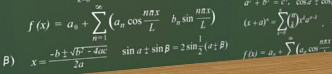 Obliczenia na tablicy